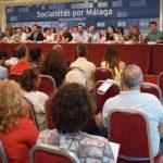 El PSOE de Málaga convoca su Congreso Provincial y aprueba el calendario de primarias para renovar su liderazgo