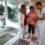 La unidad de Rehabilitación del Hospital Costa del Sol realiza una campaña para informar y concienciar sobre la actividad física y la salud