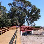 Finalizan las obras de un nuevo tramo de corredor litoral