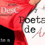 """""""Poetas de Amor"""" rinde tributo a Lorca y Miguel Hernández en el Centro Cultural Padre Manuel"""