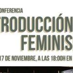 """Conferencia """"Introducción al feminismo"""" el día 17 de noviembre en Estepona"""