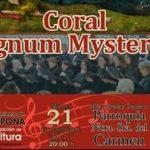 Concierto de Magnum Mysterium con motivo de Santa Cecilia