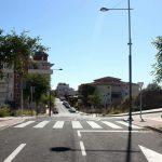 Terminan las obras de urbanización de la zona de Las Mesas