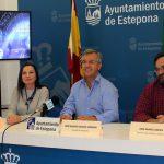 El Ayuntamiento presenta la primera compañía de danza contemporánea que ofrecerá espectáculos y formación en Estepona