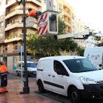 El Ayuntamiento aumenta en un 33% los puntos de luz del alumbrado de Navidad