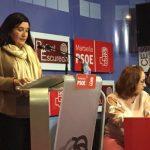 Blanca Fernández es elegida nueva Secretaria general del PSOE de Marbella