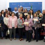 El Ayuntamiento entrega más de 70.000 euros a 17 colectivos sociales por los proyectos realizados en 2017