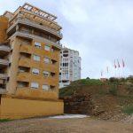 El Ayuntamiento concluye la construcción de un muro de contención para evitar desprendimientos en la zona de arroyo Piojo
