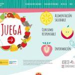 """""""Con la comida SÍ se juega"""": ASGECO promueve el Consumo Responsable y la lucha contra la obesidad infantil"""