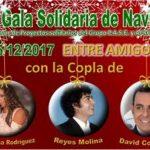 """VIII Gala Solidaria de Navidad """"Entre Amigos"""""""