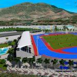 El Ayuntamiento inicia la obra del Estadio de Atletismo