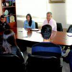El alcalde firma 22 nuevos contratos de los planes de empleo dirigidos a jóvenes y mayores de 30 años