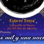 La mil y una noche, teatro en el Centro cultural Padre Manuel