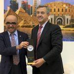 La Organización de Turismo Árabe premia el potencial de Estepona como destino turístico sostenible y de calidad