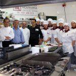 La Escuela de Hostería abre el restaurante para prácticas de los alumnos