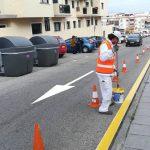 El Ayuntamiento realiza un mantenimiento intensivo de la ciudad con otra campaña '12 meses, 12 barrios'