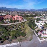 El Ayuntamiento proyecta la mejora de El Ángel con la recuperación de un acueducto del siglo XIX y la creación de un puente peatonal