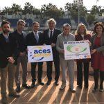 La Mancomunidad de la Costa Occidental presenta su candidatura para ser Comunidad Europea del Deporte en 2019