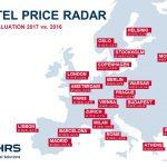 Los precios hoteleros de Málaga aumentaron un 13,6% en 2017
