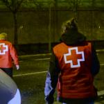 Cruz Roja ha reforzado su programa de Atención Integral a Personas sin Hogar ante la bajada de las temperaturas