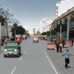 El Ayuntamiento licita la remodelación de la avenida Andalucía