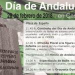 Actos con motivo del día de Andalucía en Casares