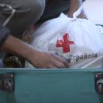 Cruz roja distribuye 16,7 millones de kilos de alimentos