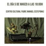 La Asociación de Mujeres Peñas Blancas entrega los premios del 'XXVII Certamen de Poesía Antonia Guerrero' el 5 de marzo