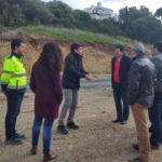 La Diputación invierte 1,2 millones de euros en obras de infraestructura en Casares