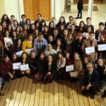 60 alumnos de la UMA reciben una beca de excelencia de inmersión lingüistica en EEUU y Canada