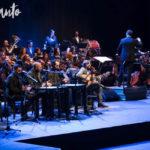 Daniel Casares suma la voz de Poveda y la guitarra de Rafael Riqueni para leer su Palo Santo en el Teatro Cervantes