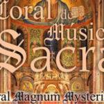Concierto coral de música Sacra