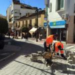 El Ayuntamiento realiza un centenar de actuaciones de mejora en los recorridos procesionales