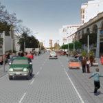 Estepona remodelará la transitada avenida Andalucía