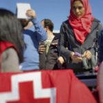 Cruz Roja ha atendido a 9.500 personas solicitantes de asilo y refugio este año