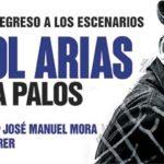 """Imanol Arias celebra su regreso a los escenarios estrenando """"La vida a palos"""""""