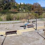 Estepona cuenta con un nuevo  parque canino de 5.000 metros cuadrados