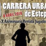 Más de 1.000 personas participarán el domingo en la VI Carrera Urbana '10 Kilómetros de Estepona', que contará con el olímpico Álvaro Fernández