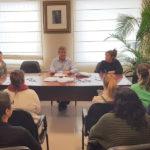 El alcalde firma los 88 contratos del plan de empleo para personas en riesgo de exclusión social