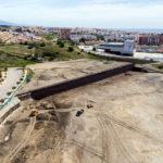 El Ayuntamiento mejorará el vial de conexión del Parque Ferial con el futuro Estadio de Atletismo