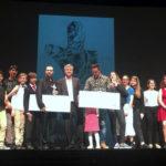El alcalde entrega los premios 'Estepona Crea 2018' a los nuevos talentos de la escultura y la creación audiovisual