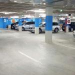 El primer parking público del centro histórico en Estepona registra 15.000 usuarios en el primer mes
