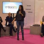 BrainsPro presenta en el VI Foro Ser Emprendedor en Málaga su aplicación web para crear y vender cursos online