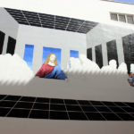 Estepona incorpora una recreación de 'La Última Cena' de Da Vinci a la Ruta de Murales Artísticos