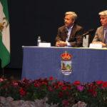El alcalde destaca la apuesta municipal por promover la calidad de vida en la inauguración del XLV Congreso Nacional de Parques y Jardines Públicos