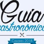 Nueva guía gastronómica de Casares
