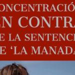 """La asociación de Mujeres Peñas Blancas convoca a una concentración contra la sentencia a la """"Manada"""""""