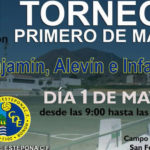 II Edición del Torneo Primero de Mayo Ciudad de Estepona Club de Fútbol
