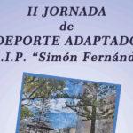 """II Jornada de Deporte Adaptado C.E.I.P. """"Simón Fernández"""""""