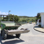 Se inician en Estepona las obras para mejorar viales y crear una  nueva zona verde en Costa Galera
